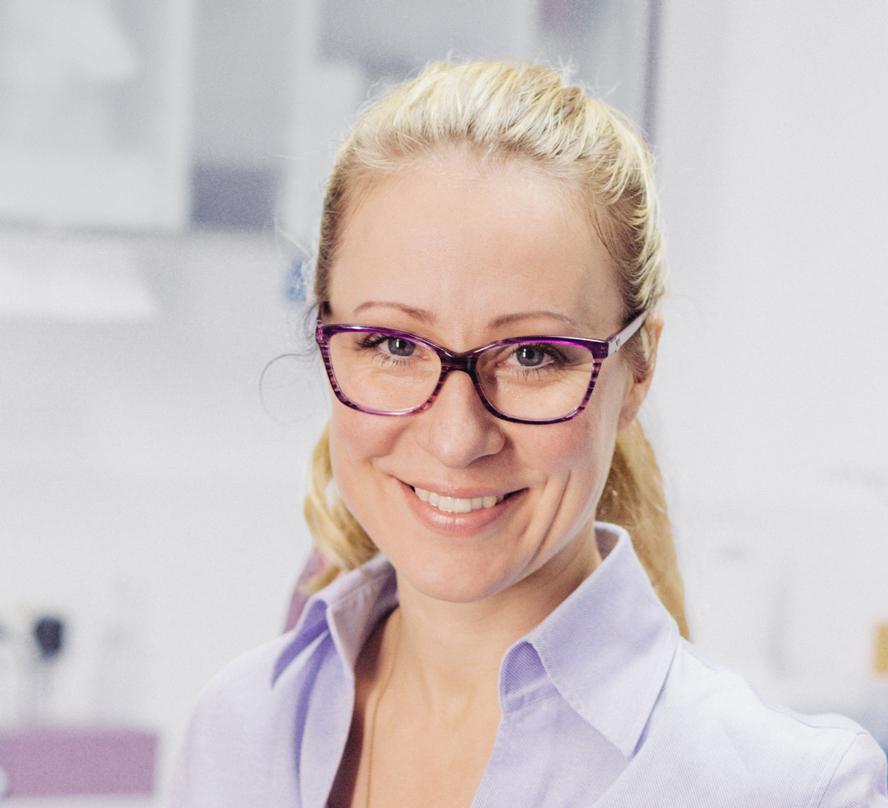 Zahnärztin Ulla Kutscher M.Sc., M.Sc.