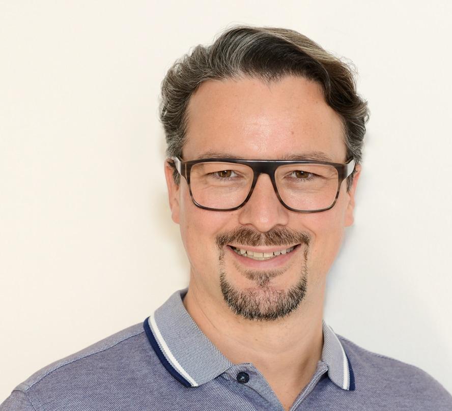 Zahnarzt Dr. med. dent. Stephan Thom M.Sc., M.Sc.