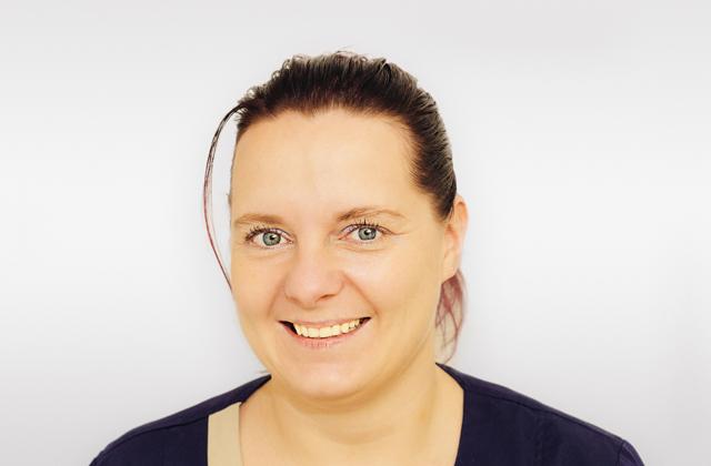 Zahnmedizinische Verwaltungsassistentin (ZMV) Nicole Traut
